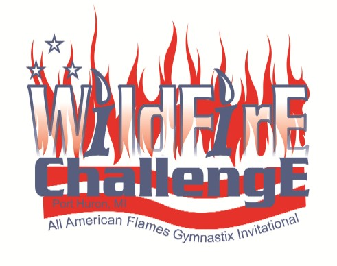 WildFire Challenge - All American Flames Gymnastix